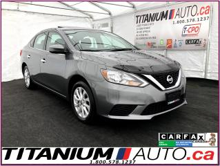 Used 2016 Nissan Sentra SV+Camera+Sunroof+Heated Seats+Remote Start+XM+ for sale in London, ON