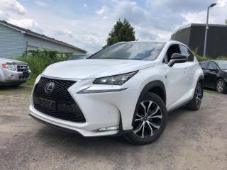Used 2015 Lexus NX NX 200T FSPORT for sale in North York, ON