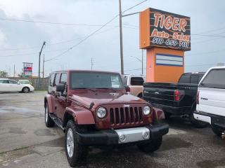 Used 2010 Jeep Wrangler Sahara**HARD/SOFT TOP**ONLY 179KMS**CERTIFIED for sale in London, ON