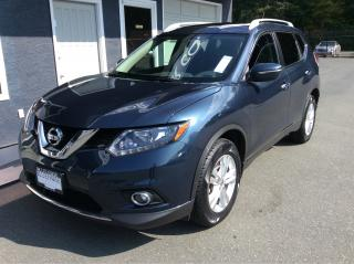 Used 2015 Nissan Rogue SV for sale in Parksville, BC