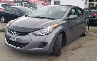Used 2012 Hyundai Elantra for sale in Mississauga, ON