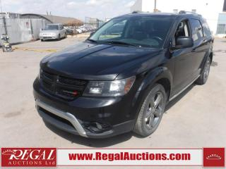 Used 2016 Dodge Journey Crossroad 4D Utility AWD 7PASS 3.6L for sale in Calgary, AB