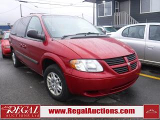 Used 2007 Dodge Grand Caravan Wagon for sale in Calgary, AB