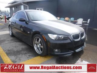 Used 2008 BMW 3 SERIES 328I 2D COUPE for sale in Calgary, AB