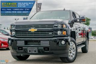 Used 2017 Chevrolet Silverado 2500 HD LTZ for sale in Guelph, ON