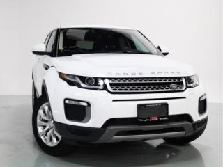 Used 2016 Land Rover Evoque SE   WARRANTY   PANO   MERIDIAN AUDIO for sale in Vaughan, ON