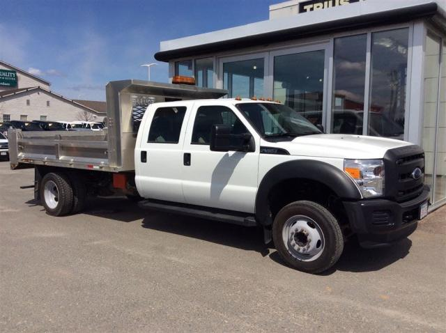 2015 Ford F-550 -