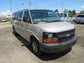 Used 2007 Chevrolet Express LS for sale in Mississauga, ON
