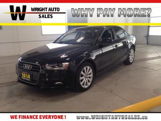 Used 2014 Audi A4 Komfort|SUNROOF|LEATHER|31,458 KMS for sale in Cambridge, ON