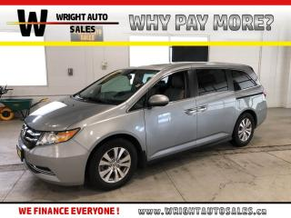 Used 2017 Honda Odyssey EX-L|8 PASSENGER|LEATHER|SUNROOF|82,110 KMS for sale in Cambridge, ON