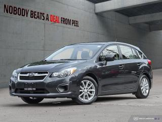 Used 2013 Subaru Impreza 2.0*New Tires*New Brakes*Certified* for sale in Mississauga, ON