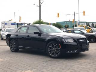 Used 2018 Chrysler 300 S**Leather**NAV**Pano Roof for sale in Mississauga, ON