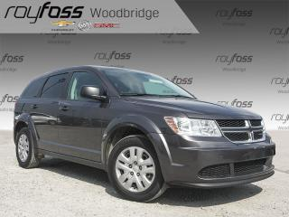 Used 2015 Dodge Journey 7 PASS, BACKUP CAM, ONE OWNER for sale in Woodbridge, ON