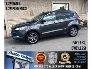 Used 2016 Ford Escape SE *AWD/Htd Seats for sale in Winnipeg, MB