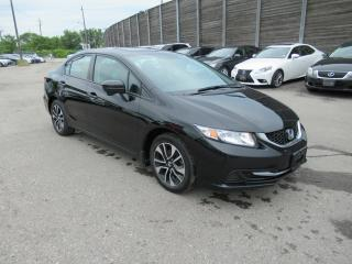 Used 2015 Honda Civic Sedan 2015 Honda Civic Sedan - 4dr Auto EX for sale in Toronto, ON