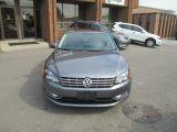 2014 Volkswagen Passat TDI | NO ACCIDENTS | LEATHER | SUNROOF | HEATED SEATS | BT