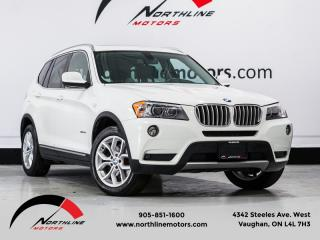 Used 2013 BMW X3 xDrive28i|Navigation|Pano Roof|Park Distance|Heated Leather for sale in Vaughan, ON