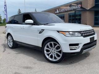 Used 2016 Land Rover Range Rover Sport 4WD 4dr Td6 HSE for sale in Barrie, ON