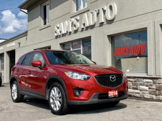 Used 2014 Mazda CX-5 AWD 4dr Auto GT for sale in Hamilton, ON