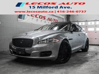 Used 2011 Jaguar XJ XJL for sale in North York, ON