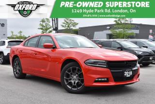 Used 2018 Dodge Charger GT - Very Well Equipped, AWD, Beats Sound for sale in London, ON