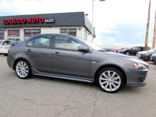 Used 2008 Mitsubishi Lancer GTS 5 SPEED BLUETOOTH CERTIFIED 2YR WARRANTY 2008 Mitsubishi Lancer GTS 5 SPEED BLUETOOTH CERTIFIED 2YR WARRANTY for sale in Milton, ON