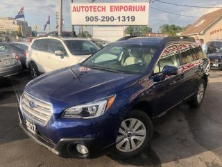 Used 2017 Subaru Outback 2.5i Premium Sunroof/Camera/Htd Seats/Power Hatch/&GPS* for sale in Mississauga, ON