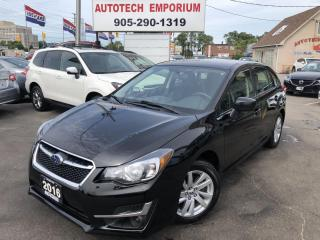 Used 2016 Subaru Impreza 2.0 Touring Camera/Bluetooth/Htd Seats/Alloys&GPS* for sale in Mississauga, ON