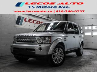 Used 2011 Land Rover LR4 HSE for sale in North York, ON