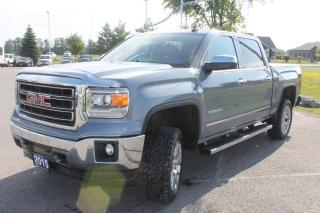 Used 2015 GMC Sierra 1500 SLT for sale in Carleton Place, ON