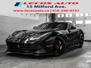 Used 2014 Ferrari F12 Berlinetta Automatic for sale in North York, ON