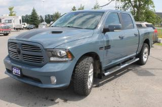 Used 2015 RAM 1500 SPORT for sale in Carleton Place, ON