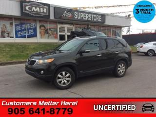 Used 2011 Kia Sorento LX  AWD 4dr I4 Auto LX (AS TRADED) for sale in St. Catharines, ON
