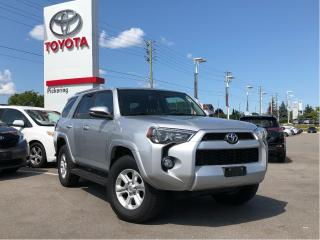 Used 2017 Toyota 4Runner SR5 for sale in Pickering, ON