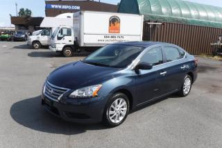 Used 2015 Nissan Sentra SV for sale in Burnaby, BC