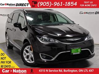 Used 2018 Chrysler Pacifica Touring-L Plus| DUAL DVD| PANO ROOF| for sale in Burlington, ON