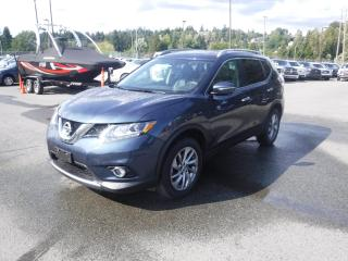 Used 2015 Nissan Rogue S AWD for sale in Burnaby, BC