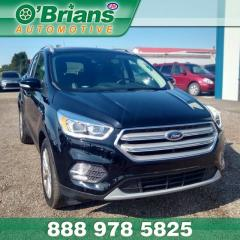 Used 2018 Ford Escape Titanium w/Mfg Warranty, All Wheel Drive for sale in Saskatoon, SK