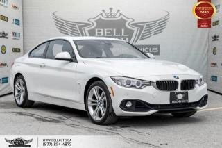 Used 2016 BMW 4 Series 428i xDrive, COUPE, NAVI, BACK-UP CAM, LANE DEP for sale in Toronto, ON