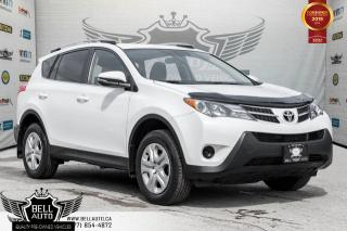 Used 2014 Toyota RAV4 LE, AWD, BACK-UP CAM, BLUETOOTH, HEATED SEATS for sale in Toronto, ON