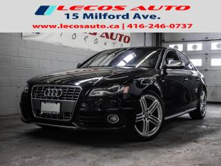 Used 2010 Audi S4 3.0 for sale in North York, ON