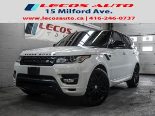 Used 2014 Land Rover Range Rover Sport V8 Supercharged for sale in North York, ON