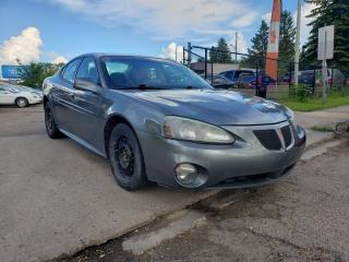 Used 2004 Pontiac Grand Prix GT 3.8L V6 Inspected W/Warranty! for sale in Edmonton, AB