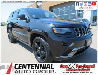Used 2015 Jeep Grand Cherokee 4WD | Overland for sale in Charlottetown, PE