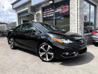 Used 2014 Honda Civic 2 portes, boîte manuelle, Si for sale in Longueuil, QC