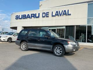 Used 2007 Subaru Forester 2.5 XS ** Sièges chauffants ** for sale in Laval, QC