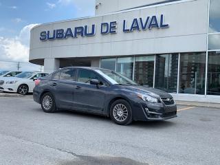 Used 2015 Subaru Impreza 2,0i Awd Berline ** Caméra de recul ** for sale in Laval, QC