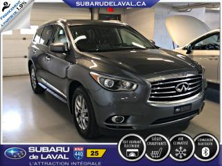 Used 2015 Infiniti QX60 Awd ** Cuir Toit ouvrant ** for sale in Laval, QC