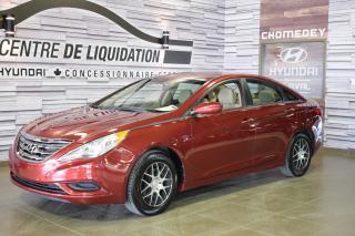 Used 2012 Hyundai Sonata GL+GR ELECTRIQUE+AIR CLIM for sale in Laval, QC
