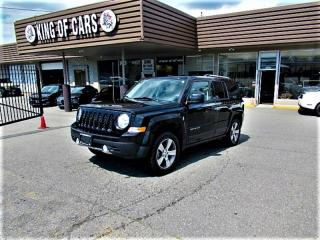 Used 2016 Jeep Patriot High Altitude for sale in Langley, BC